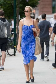 Hailey Clauson - Out in NYC