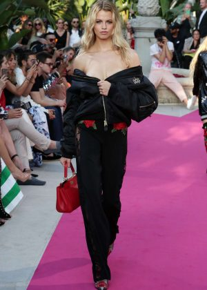 Hailey Clauson - Philipp Plein Resort Collection in Cannes