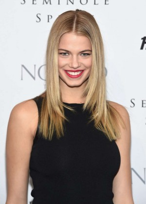 Hailey Clauson - Seminole Spirit Presented By Nomad Two Worlds in NYC