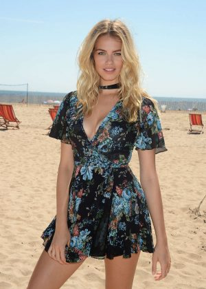 Hailey Clauson - Sports Illustrated Summer of Swim Fan Festival 2016 in NY