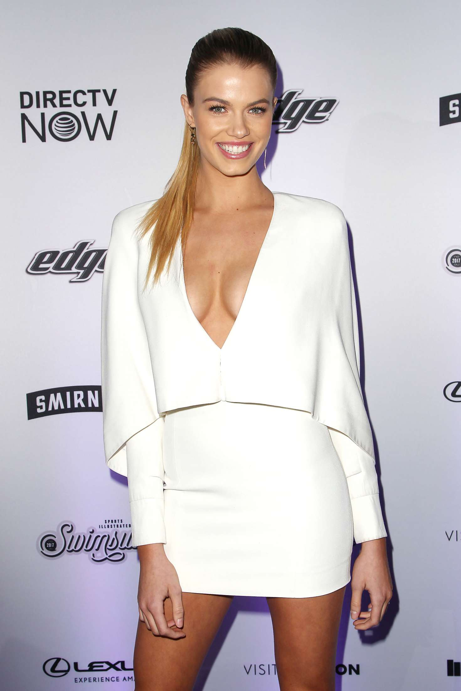Hailey Clauson - Sports Illustrated Swimsuit Edition Launch Event in NY