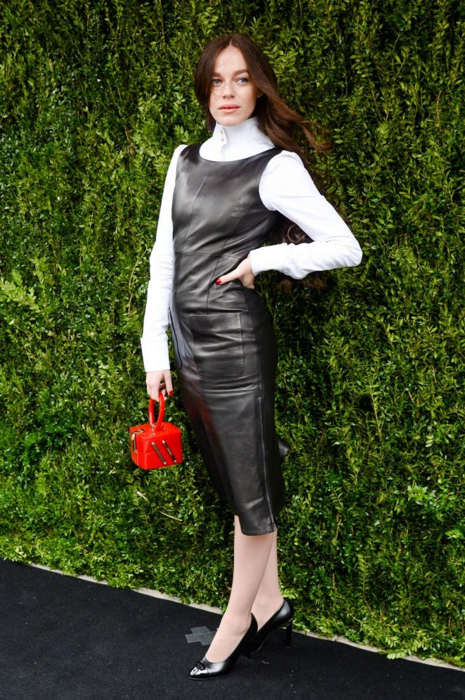 Hailey Gates - The Tribeca Chanel Women's Filmmaker Program Luncheon in NY