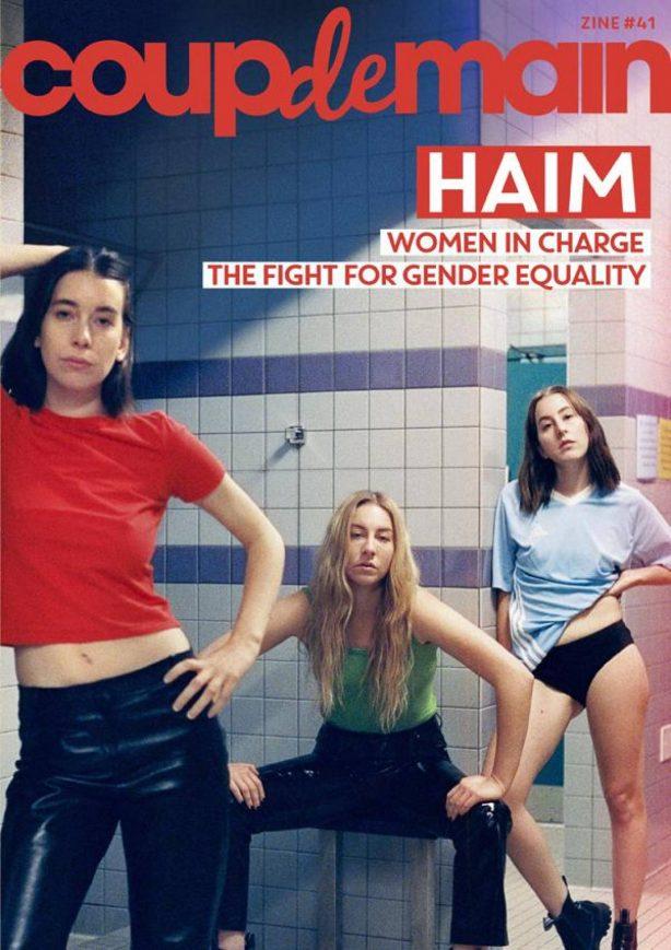 Haim - Coup de Main Magazine (July 2020)
