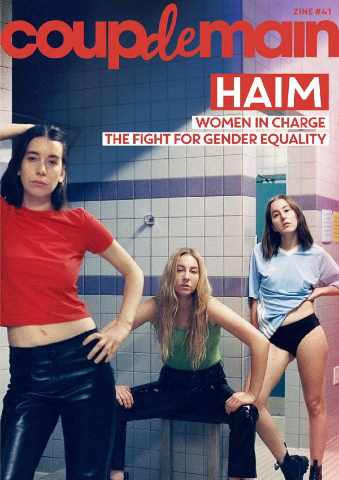 Haim - Coup de Main Magazine (July 2020)