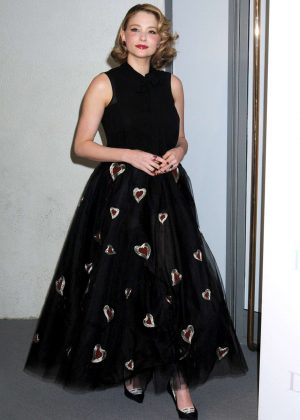 Haley Bennett - 2016 Guggenheim International Gala Dior Party in NYC