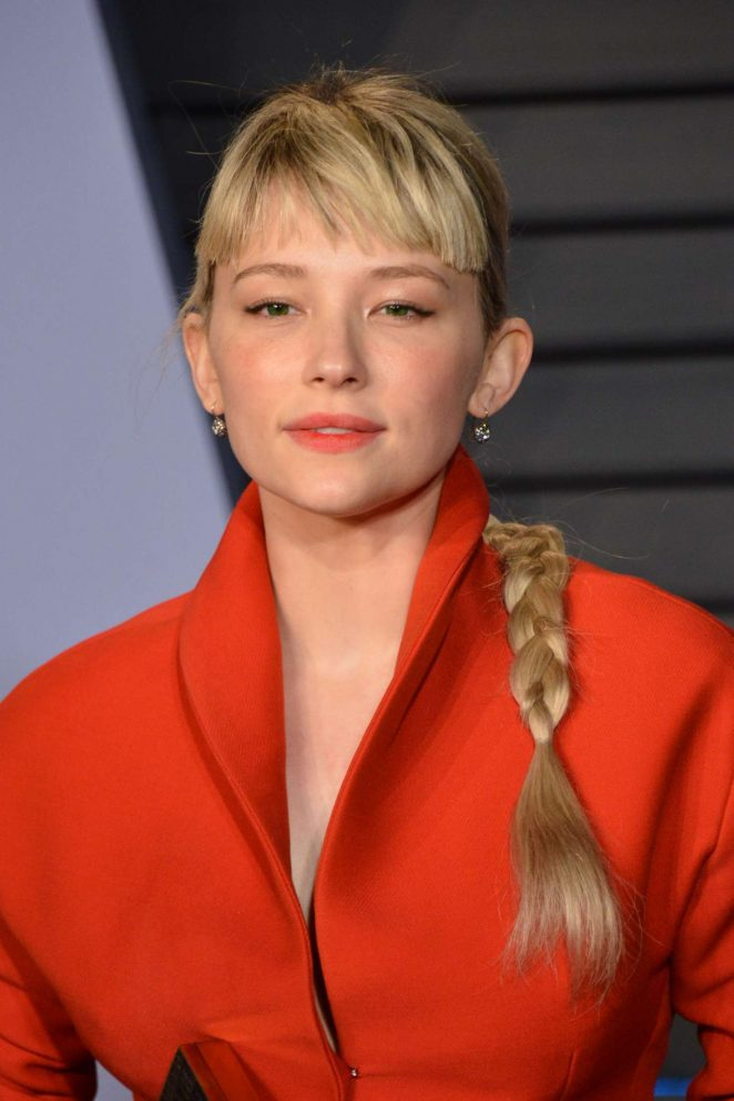 Haley Bennett - 2018 Vanity Fair Oscar Party in Hollywood