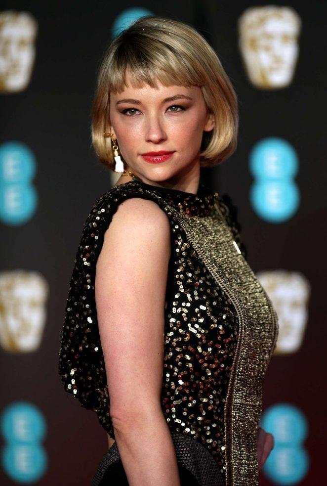 Haley Bennett - 2018 BAFTA Awards in London