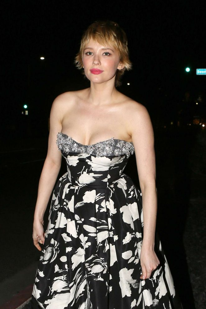 Haley Bennett at Power Stylists Dinner in West Hollywood