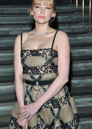 Haley Bennett - Chanel Fine Jewelry Dinner in New York City