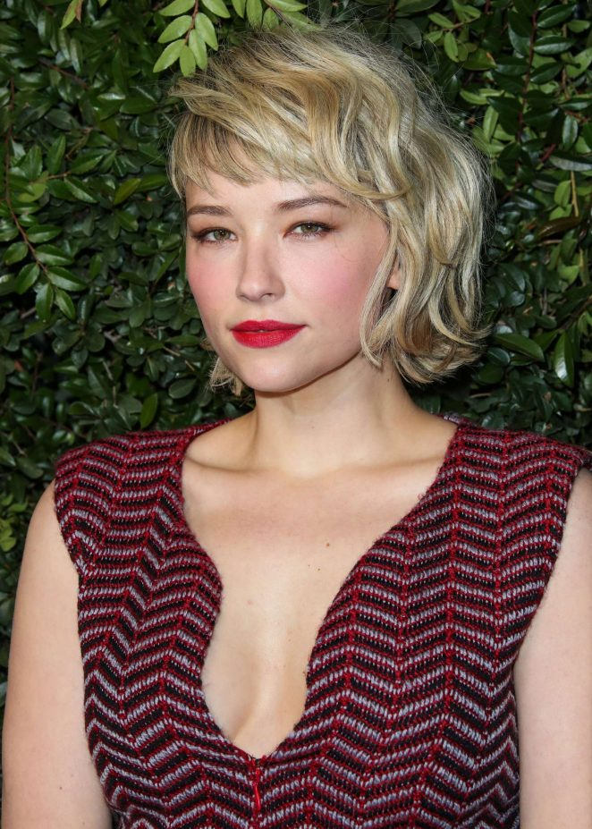 Haley Bennett - Charles Finch and CHANEL Pre-Oscar Awards Dinner in LA