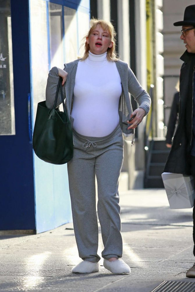 Haley Bennett - Out and about in New York City