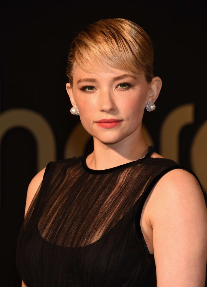 Haley Bennett - 'Panthere de Cartier' Watch Launch in Los Angeles