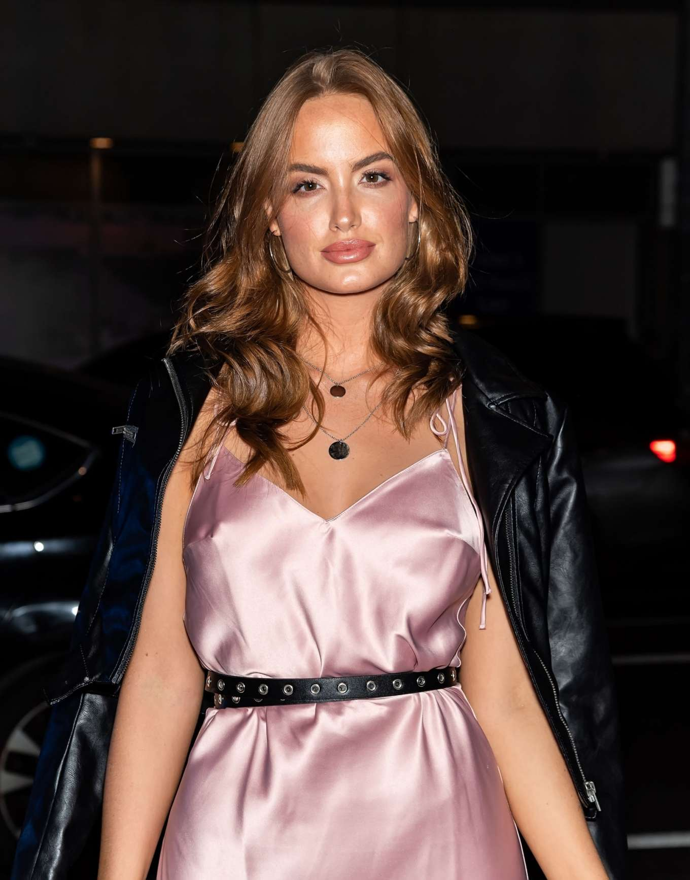 Haley Kalil - Night Out in New York