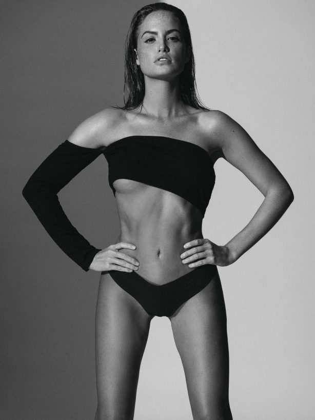 Haley Kalil - Ocean Drive (January 2021)