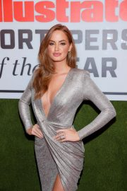 Haley Kalil - Posing at Sports Illustrated Sportsperson Of The Year 2019 in NYC