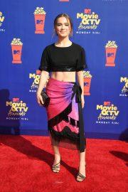 Haley Lu Richardson - 2019 MTV Movie and TV Awards Red Carpet in Santa Monica