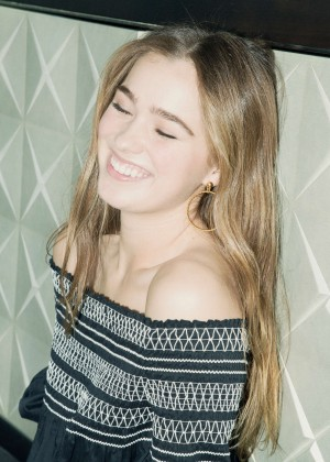 Haley Lu Richardson - Popular TV Photoshoot 2016