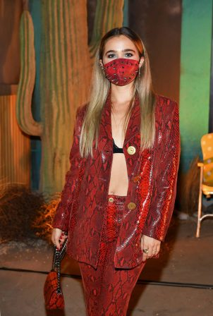 Haley Lu Richardson - Premiere of Unpregnant in Glendale