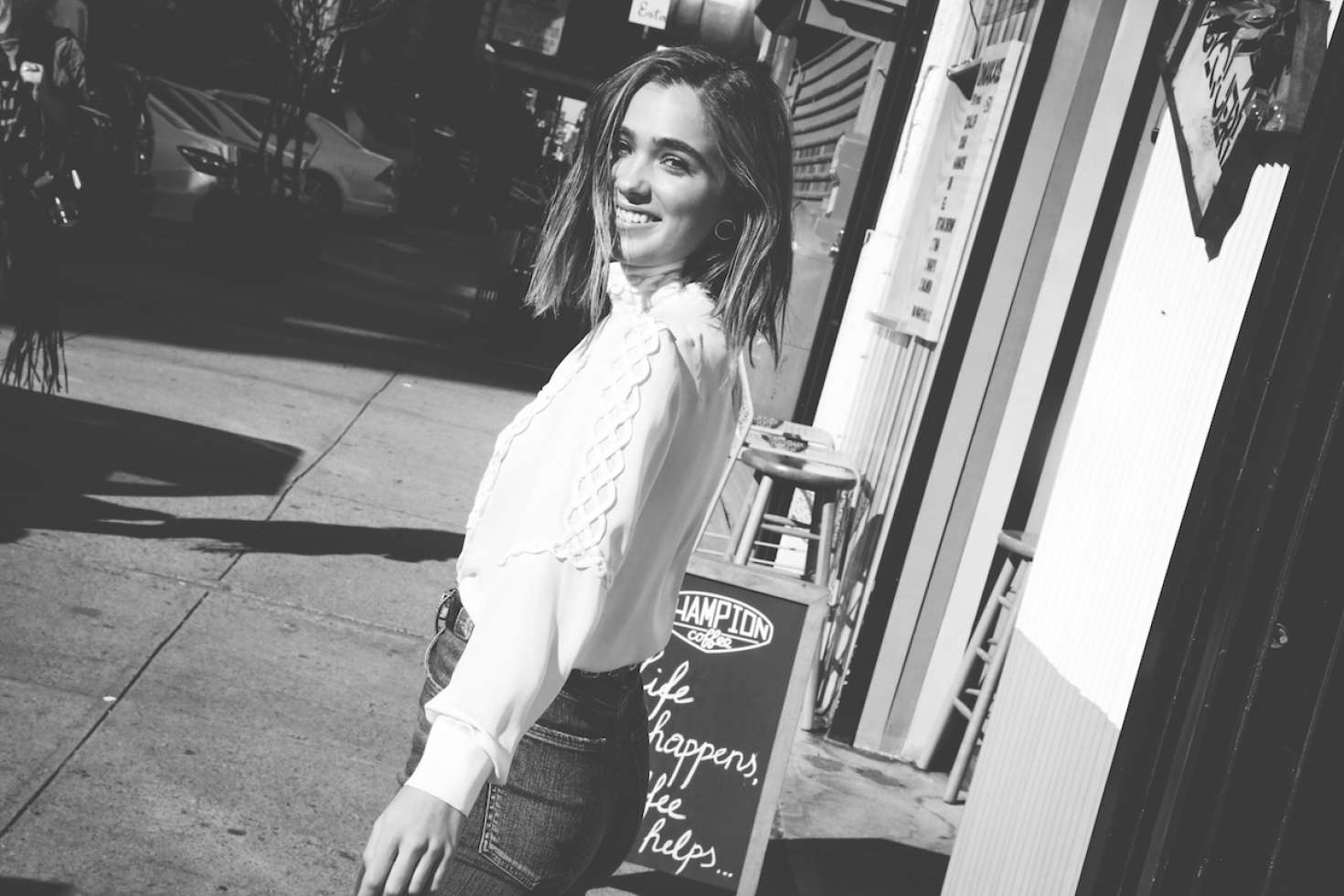 Haley Lu Richardson - The New Potato 2017