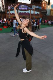 Haley Lu Richardson - Visits Knott's Summer Nights in Buena Park