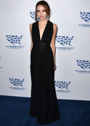 Haley Pullos - The Humane Society Los Angeles Benefit Gala in Beverly Hills