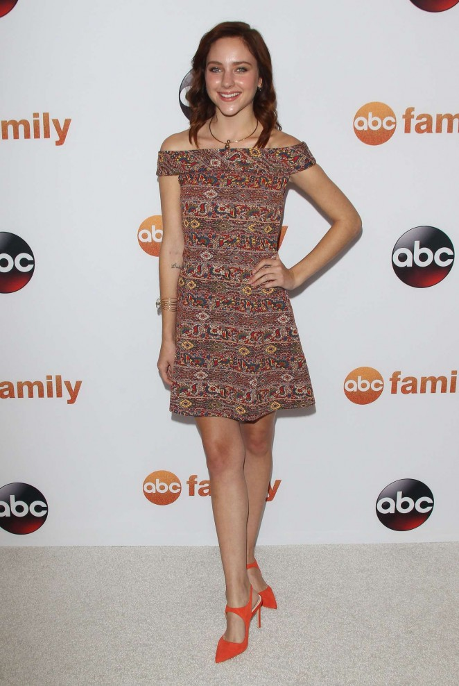 Haley Ramm: Disney ABC 2015 Summer TCA Press Tour Photo Call -02