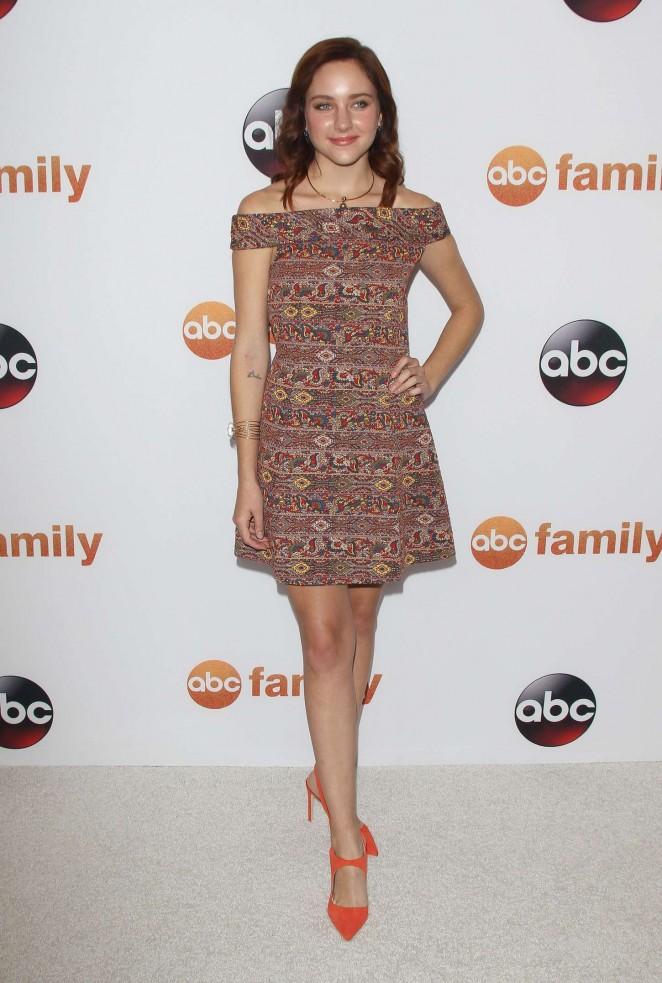 Haley Ramm: Disney ABC 2015 Summer TCA Press Tour Photo Call -03