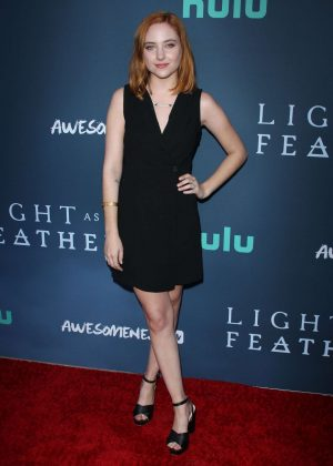 Haley Ramm - 'Light as a Feather' Premiere in Santa Monica