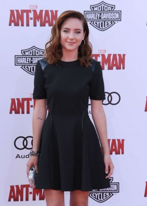 Haley Ramm - Marvel's 'Ant-Man' Premiere in Hollywood