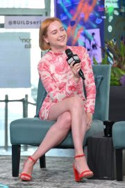 Haley Ramm - Visit Build to discuss the series 'Light as a Feather' in NYC