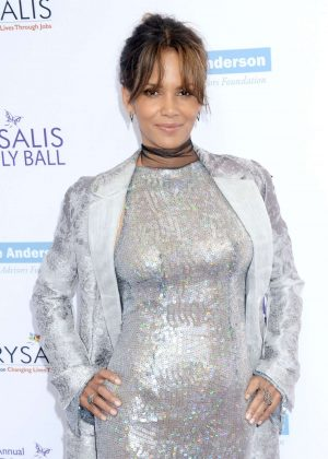 Halle Berry - 2017 Chrysalis Butterfly Ball in Los Angeles