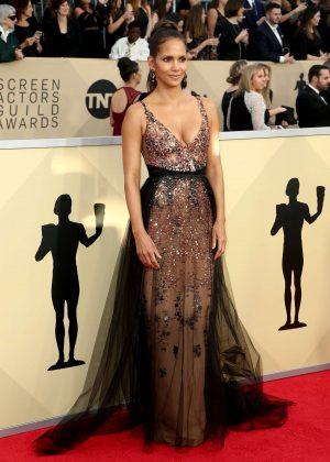 Halle Berry - 2018 Screen Actors Guild Awards in Los Angeles