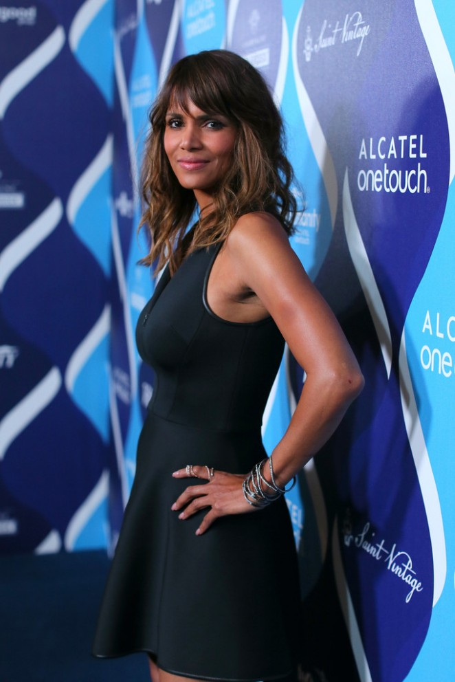 Halle Berry - 2015 unite4:humanity in LA