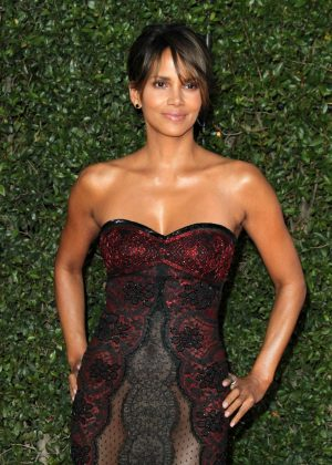 Halle Berry - 49th NAACP Image Awards in Pasadena