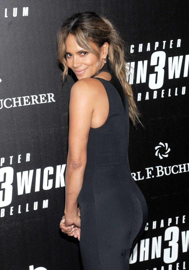 Halle Berry: John Wick: Chapter 3 – Parabellum NY Premiere -04