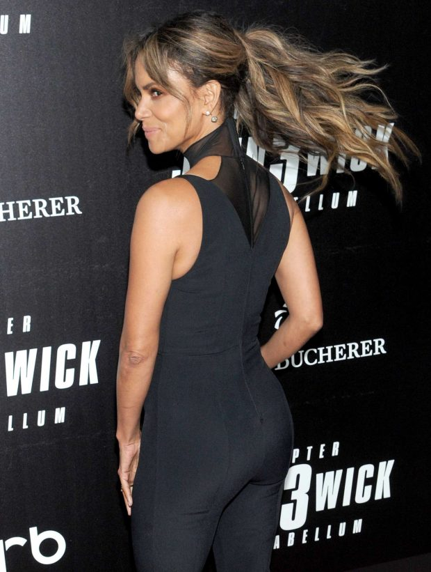Halle Berry: John Wick: Chapter 3 – Parabellum NY Premiere -05