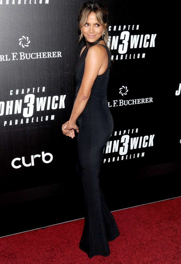 Halle Berry: John Wick: Chapter 3 – Parabellum NY Premiere -08