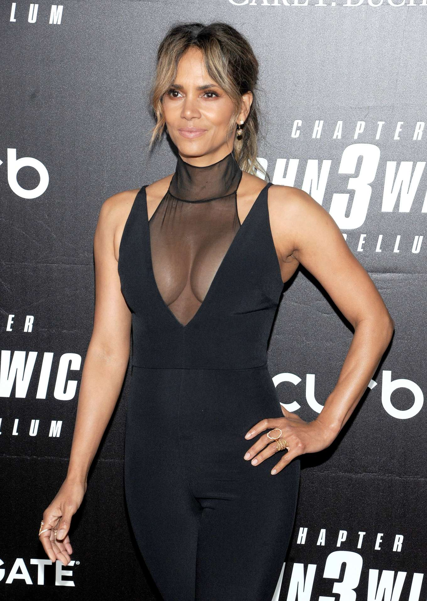 Halle Berry - 'John Wick: Chapter 3 - Parabellum' Premiere in NYC