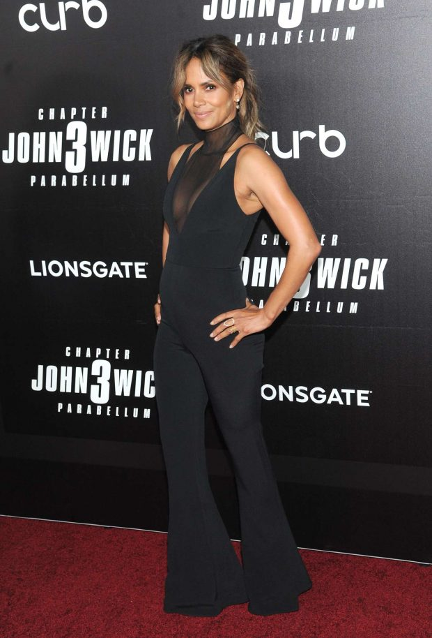 Halle Berry: John Wick: Chapter 3 – Parabellum NY Premiere -11