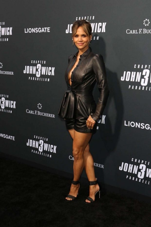 Halle Berry - 'John Wick: Chapter 3 - Parabellum' Screening in Hollywood