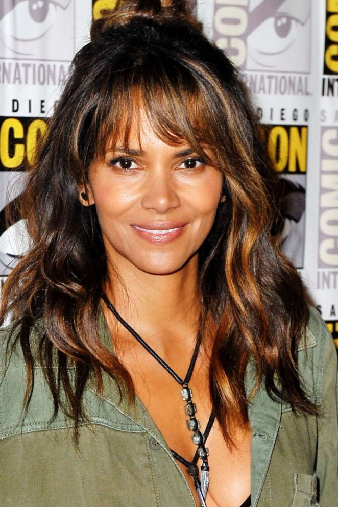 Halle Berry - Kingsman: The Secret Service Panel - 2017 Comic-Con In San Diego