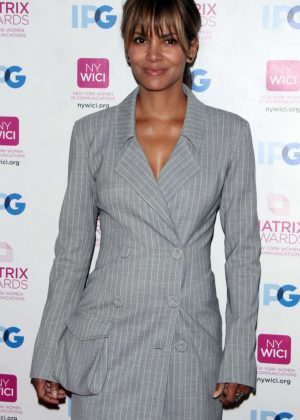 Halle Berry - New York Women In Communication Matrix Awards in NYC