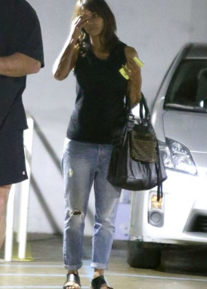 Halle Berry - Out and about in Beverly Hills