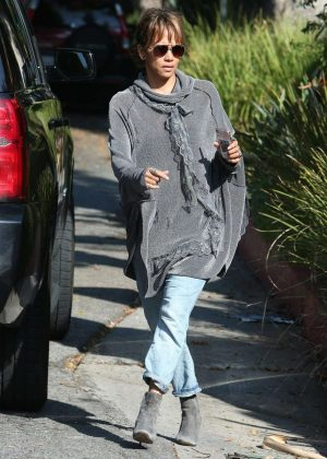 Halle Berry - Out in Los Angeles