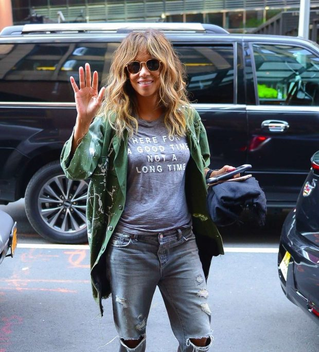 Halle Berry - Out in New York City