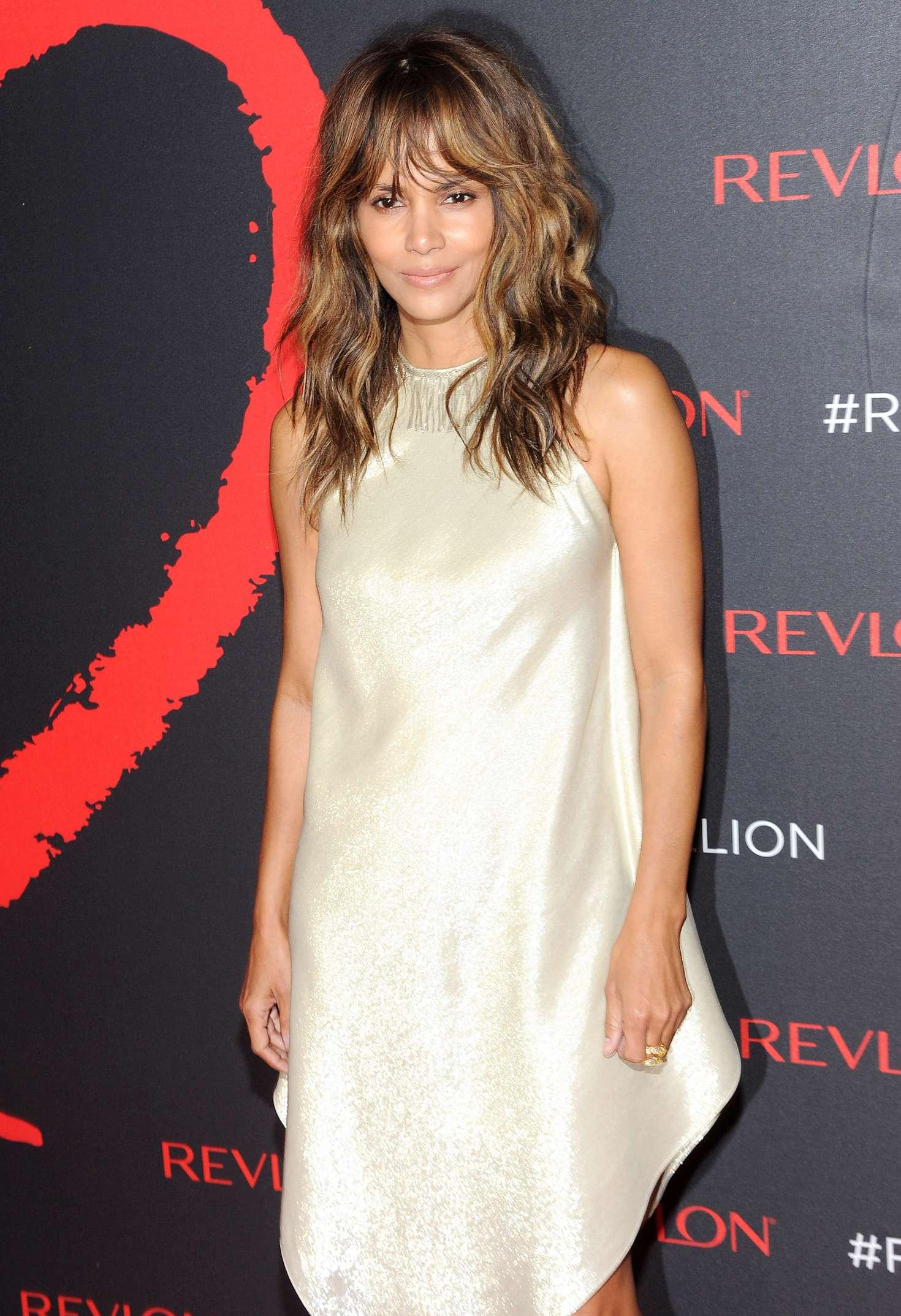 Halle Berry - Revlon's 2nd Annual Love Is On Million Dollar ...