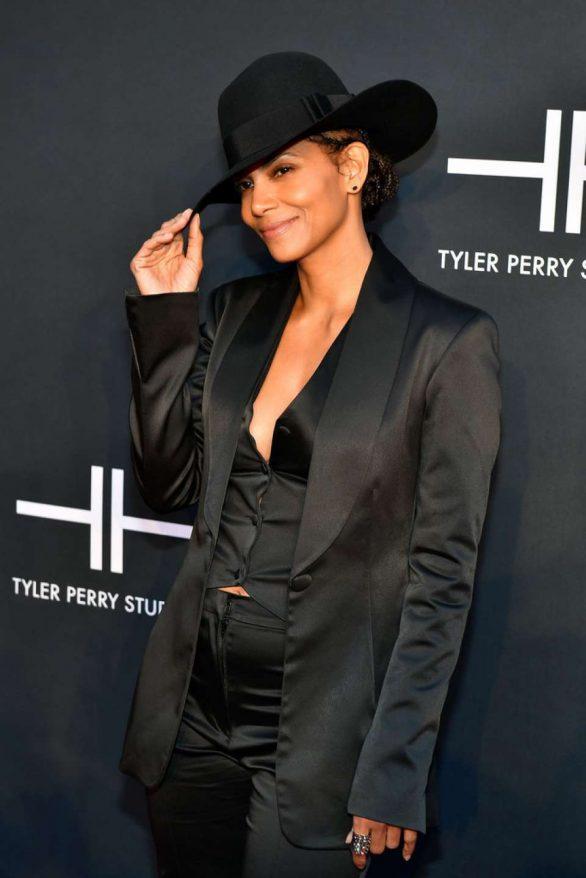 Halle Berry - Tyler Perry Studios Grand Opening Gala in Atlanta