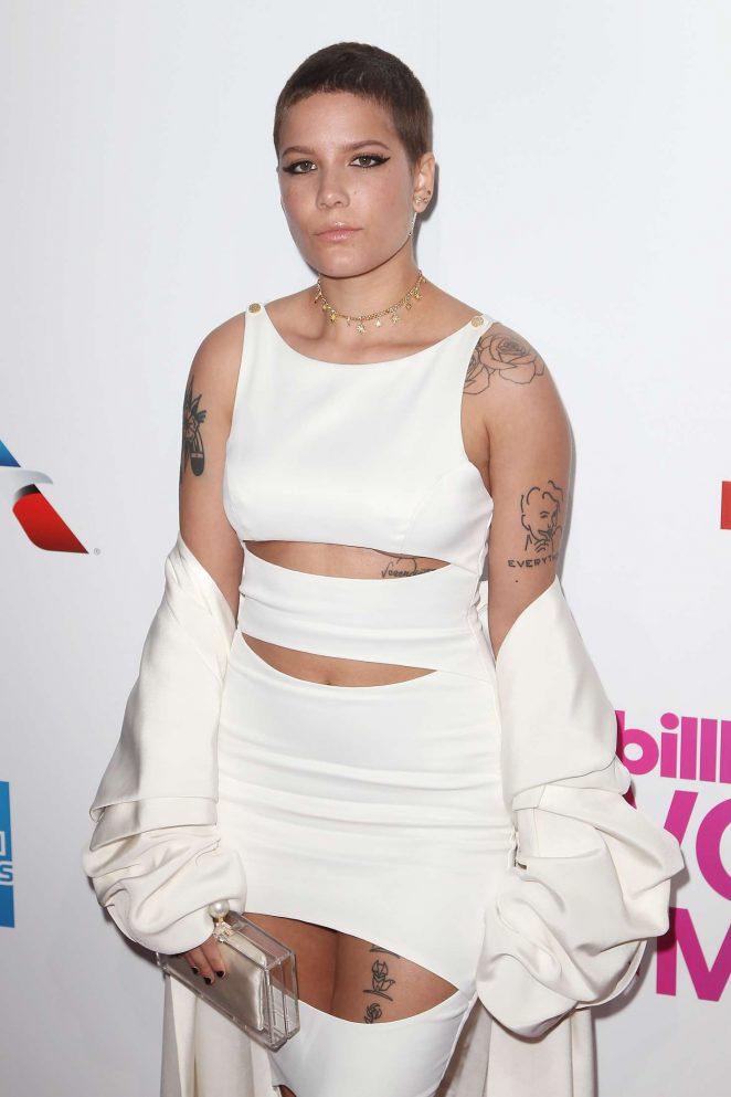 Halsey - 2016 Billboard Women in Music in NYC