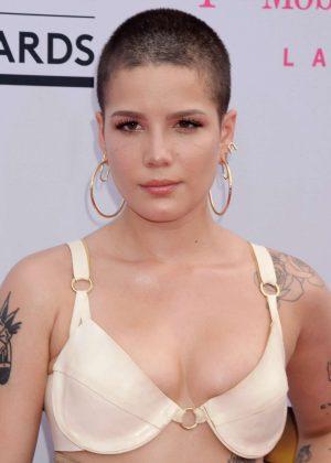 Halsey - 2017 Billboard Music Awards in Las Vegas