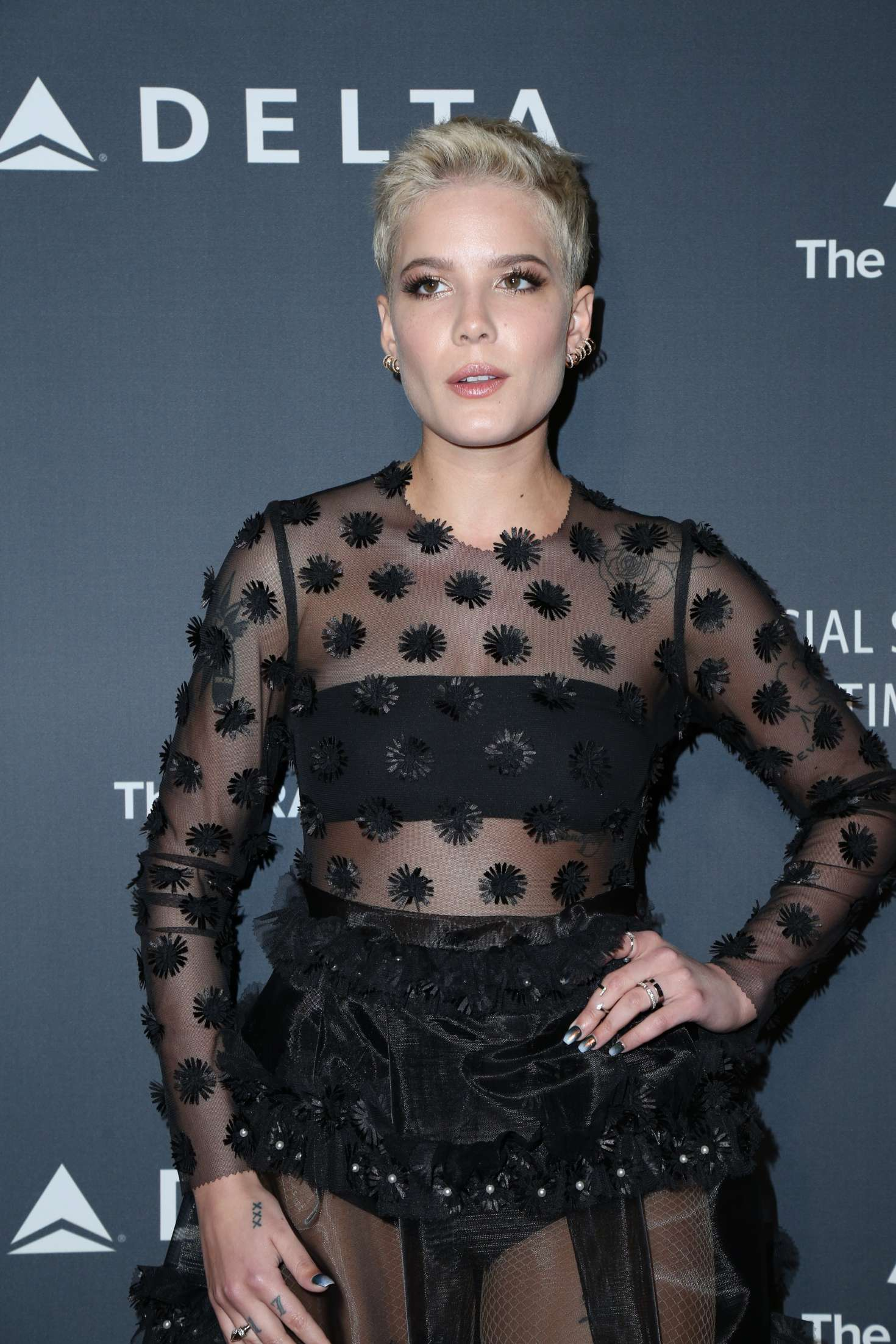 Halsey - 2017 Delta Air Lines Official Grammy Event in Los Angeles
